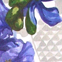 Close up detail of Hurry Up Spring