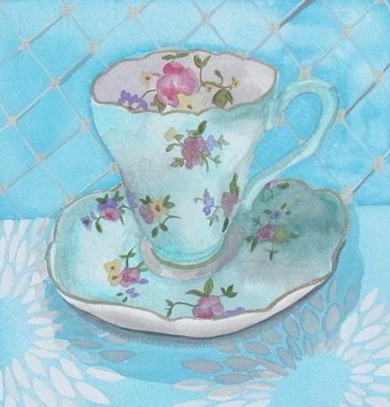 Nan's Teacup