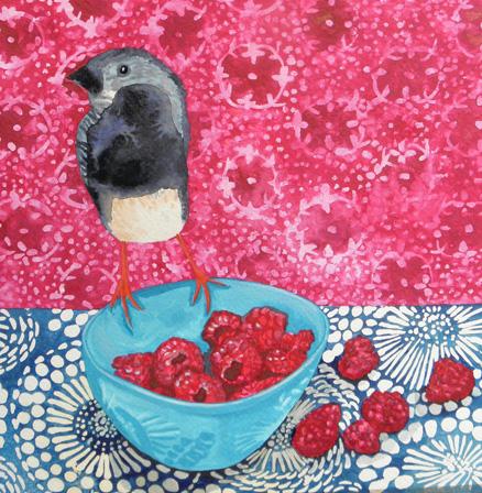 Raspberry Sneak