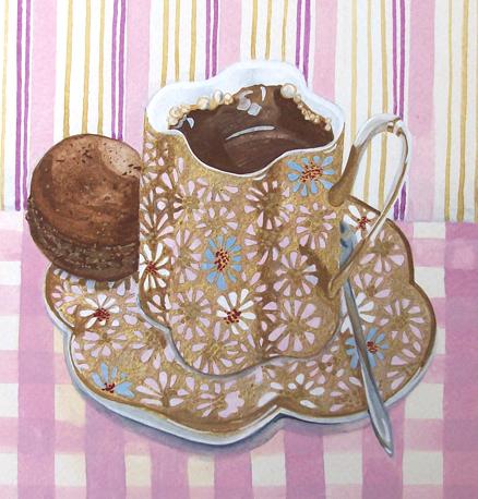 Coffee Macaroon