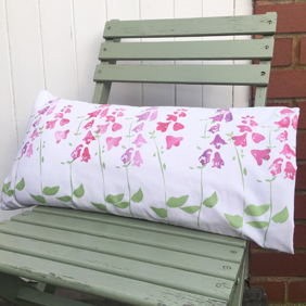 Foxglove Pillow
