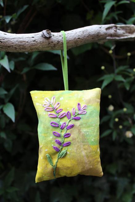Lavender Bag – gold