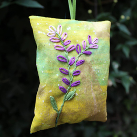 Lavender Bag – gold