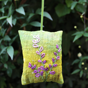 Lavender Bag purple