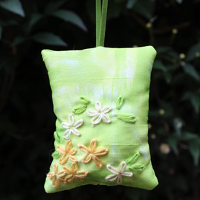 Lavender Bag – yellow